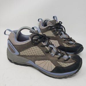 Women's Merrell trail runners size 7